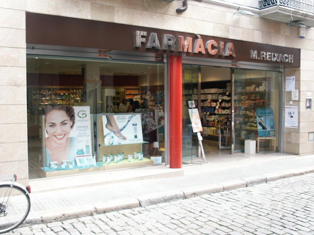 Farmacia M.Reixach