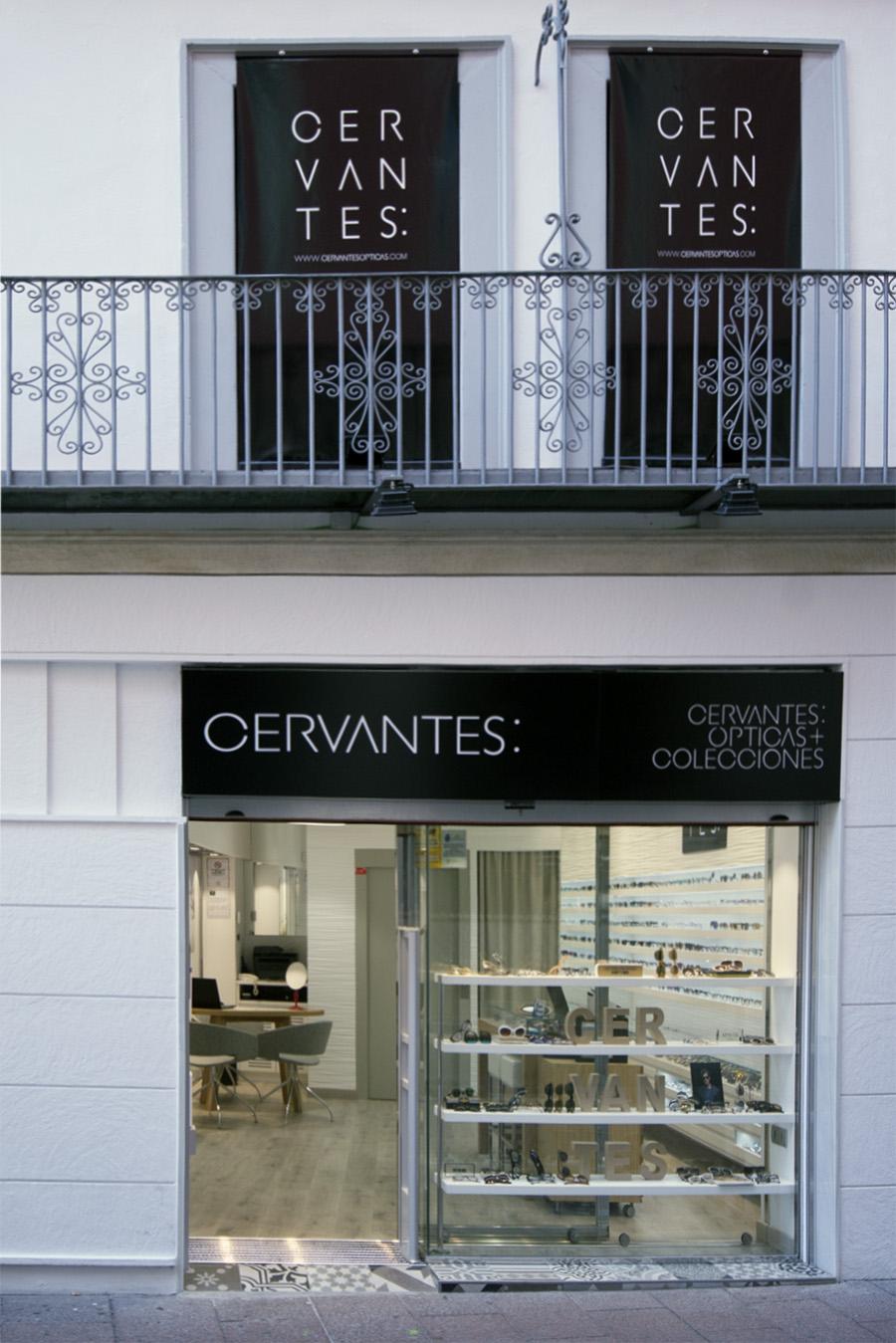 Óptica Cervantes Sierpes