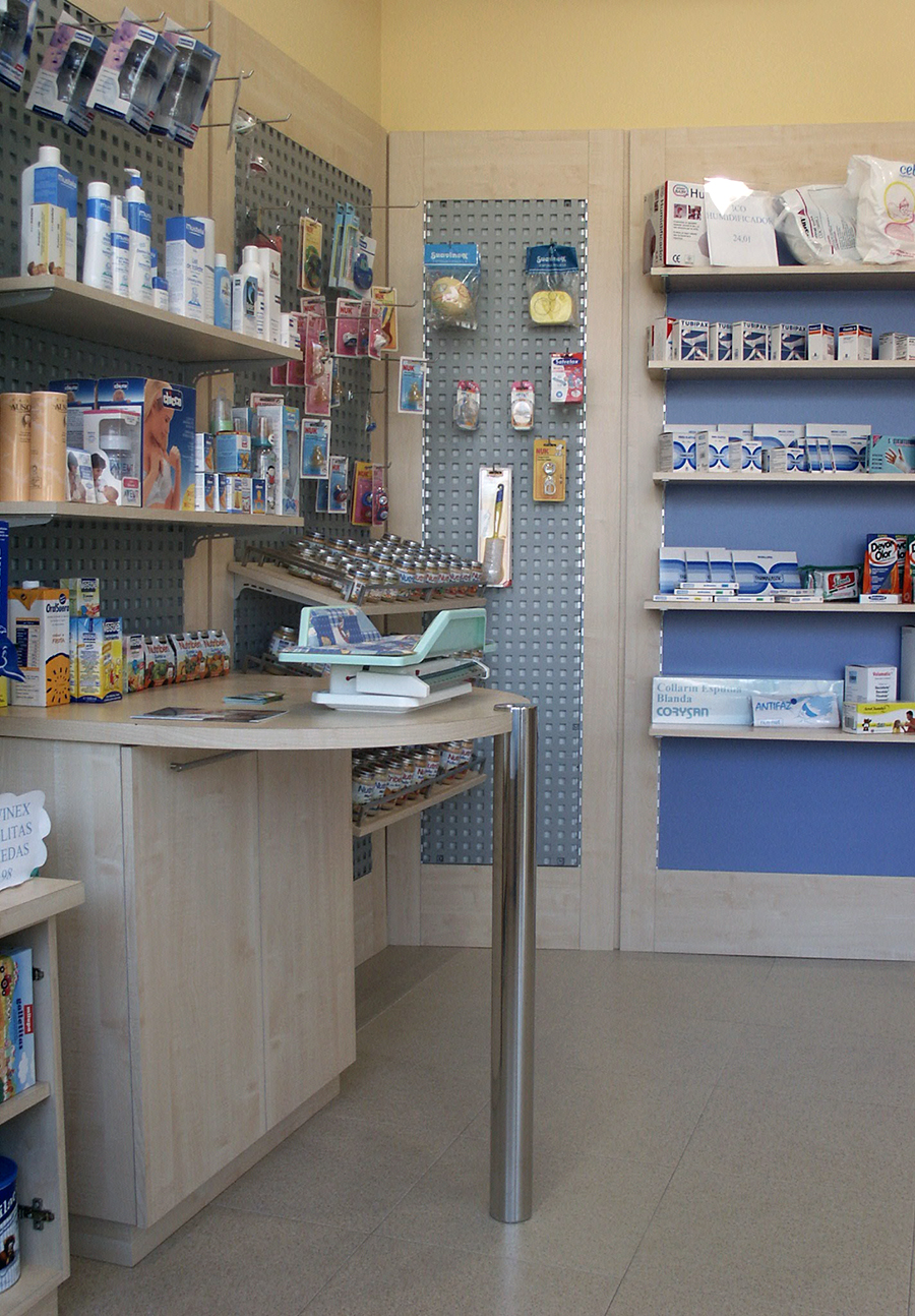 Farmacia El Temple