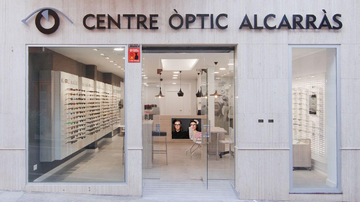 Centre Òptic Alcarràs