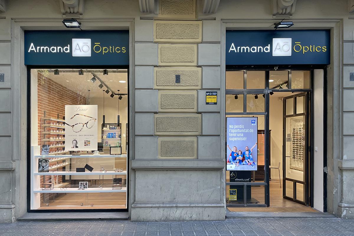 ARMAND ÒPTICS Barcelona
